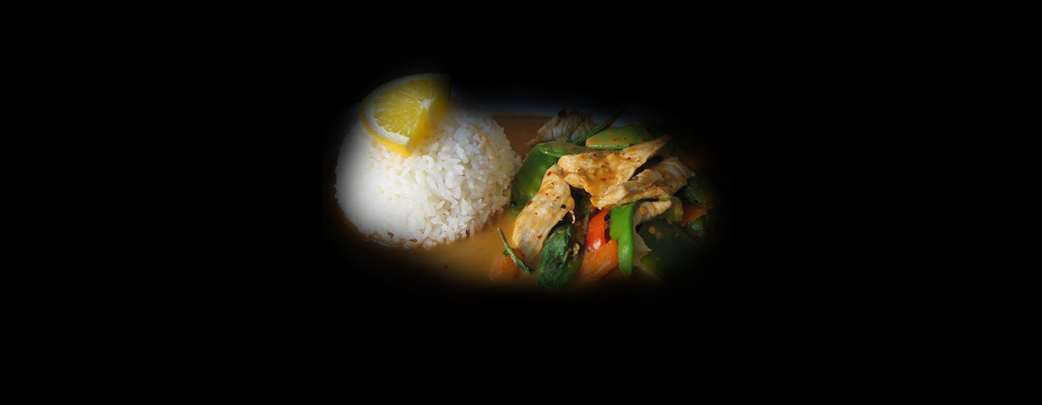 THAI GARDEN CURRY